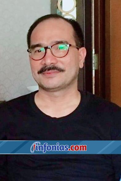 Firman Jaya Daeli Menghormati (Alm) Prof. Dr. Arief Budiman
